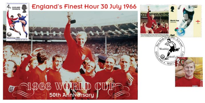 1966 World Cup 50th Anniversary, England's Finest Hour