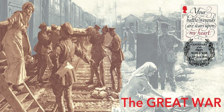 The Great War, Hospital Train