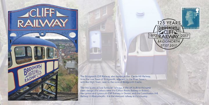 Bridgnorth Cliff Railway, 125th Anniversary