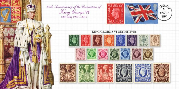 Coronation of King George VI, The King in Coronation Robes