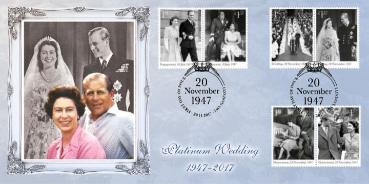 H M The Queen & Prince Philip's 70th Wedding Anniversary