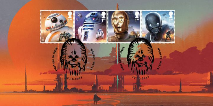 Star Wars, Red Planet Space City