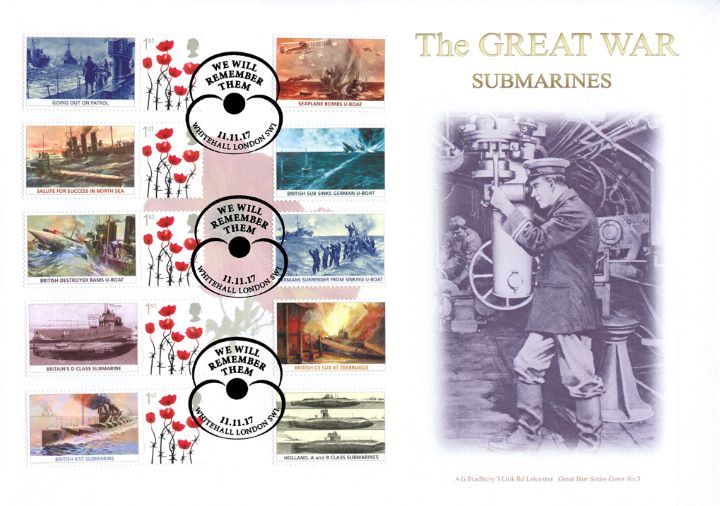 Great War: Submarines, Up Periscope