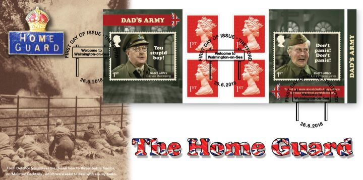 Dad's Army: Self Adhesive, Training Exercises