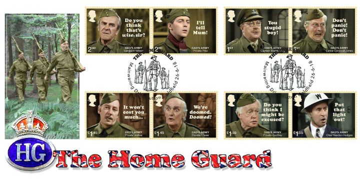 Dad's Army, Training Exercise