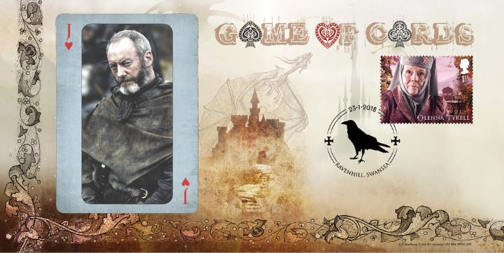 Game of Thrones, Game of Cards No.5