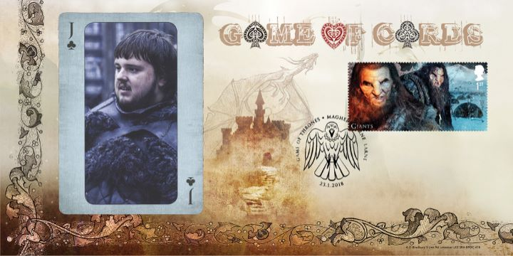Game of Thrones, Game of Cards No.9