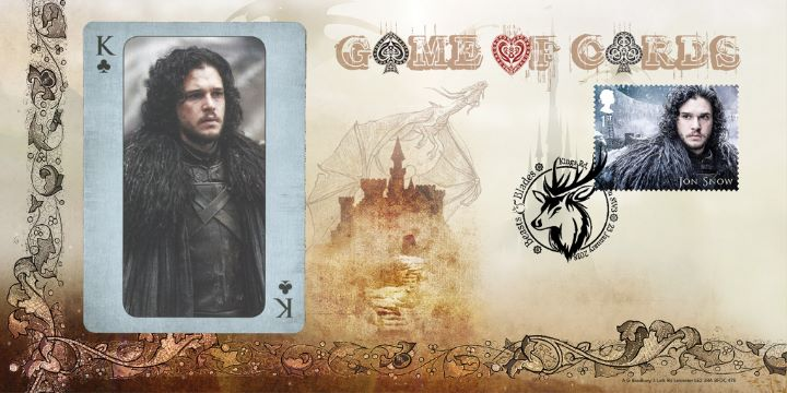 Game of Thrones, Game of Cards No.11