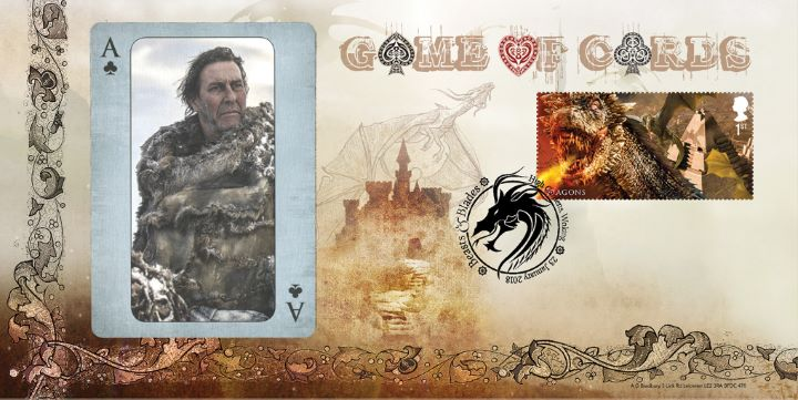 Game of Thrones, Game of Cards No.12