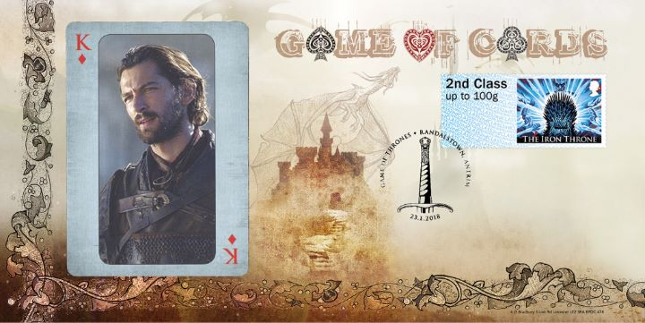 Game of Thrones, Game of Cards No.15