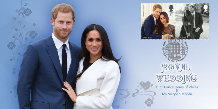 Royal Wedding, HRH Prince Henry & Ms Meghan Markle