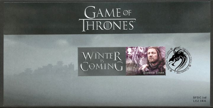 Game of Thrones, Key Quotes 05 - Winter is Coming