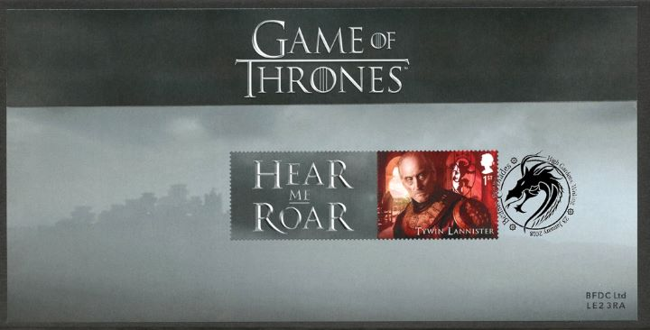 Game of Thrones, Key Quotes 09 - Hear me Roar