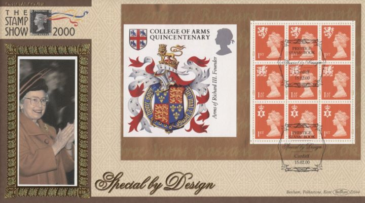PSB: Special by Design - Pane 2, HM The Queen