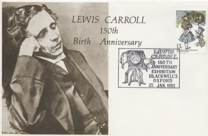 Lewis Carroll, 150th Anniversary