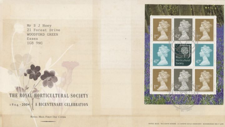 PSB: Garden - Pane 1, The Royal Horticultural Society