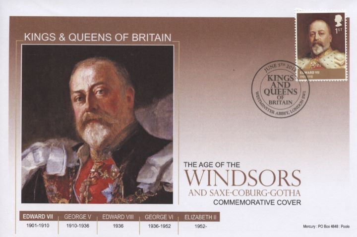 Windsors, Edward VII