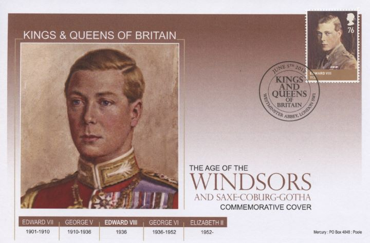 Windsors, Edward VIII