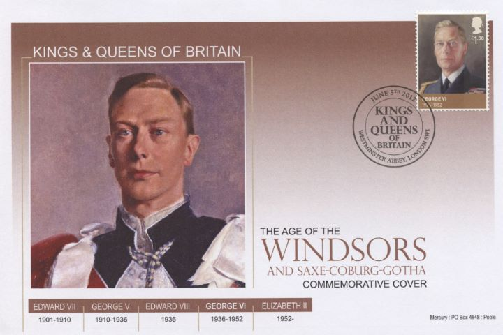 Windsors, George VI