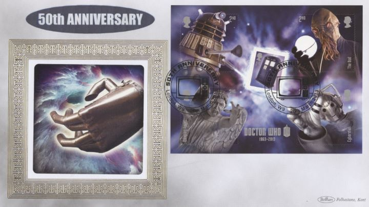 Doctor Who: Miniature Sheet, Dr Who