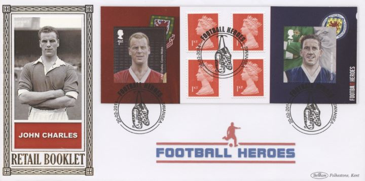 Self Adhesive: Football Heroes (2), John Charles