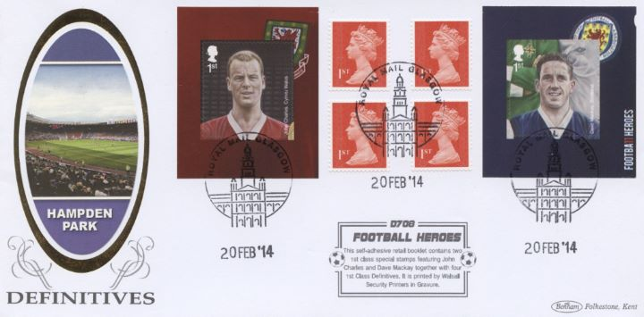 Self Adhesive: Football Heroes (2), Hampden Park