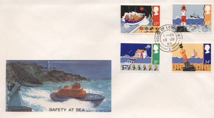 Safety at Sea, Lifeboat