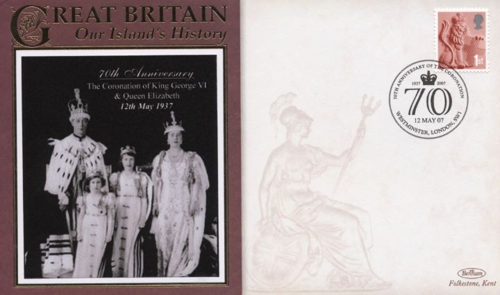 70th Anniversary, The Coronation of King George VI & Queen Elizabeth