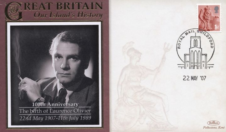 100th Anniversary, Birth of Laurence Olivier