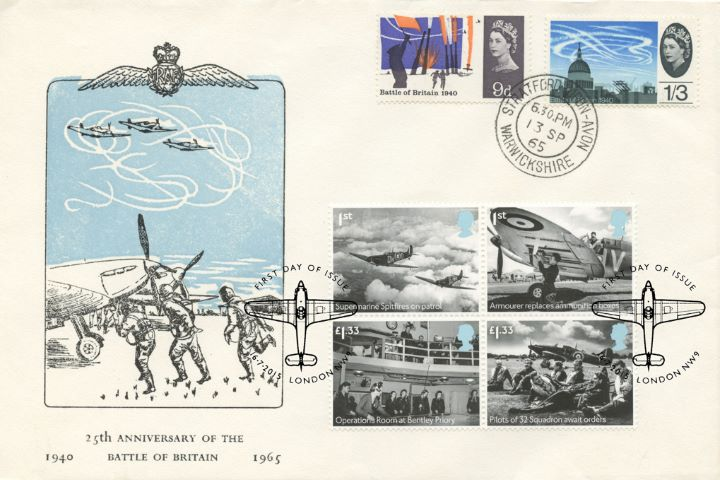 Battle of Britain Stamps Sold Out Battle of Britain
