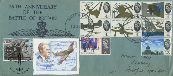Battle of Britain Stamps Battle of Britain