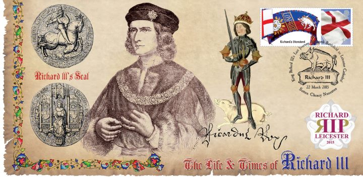 Life & Times of Richard III (5), King Richard's Seal