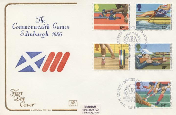 Commonwealth Games, Edinburgh Games Official logo