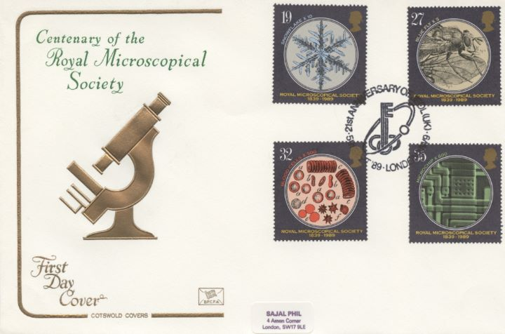 Microscopes, Royal Microscopical Society