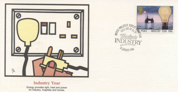 Industry Year, Energy