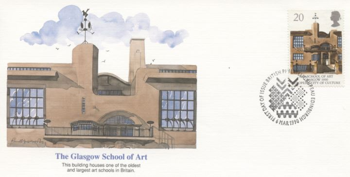 Europa 1990, Glasgow School of Art