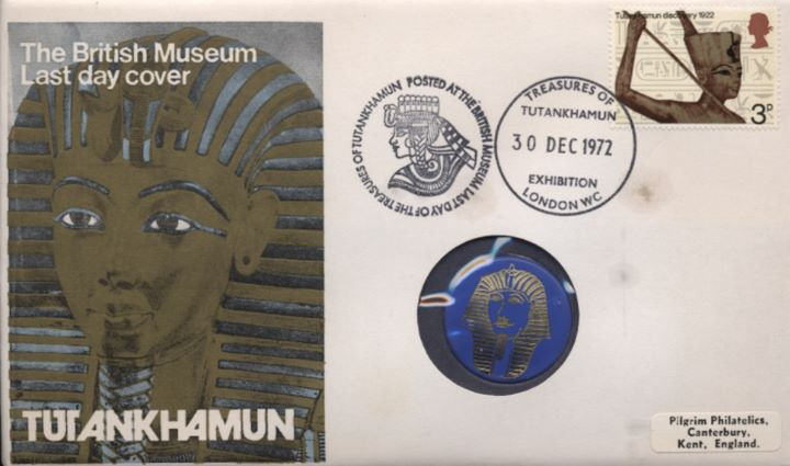 The British Museum, Tutankhamun