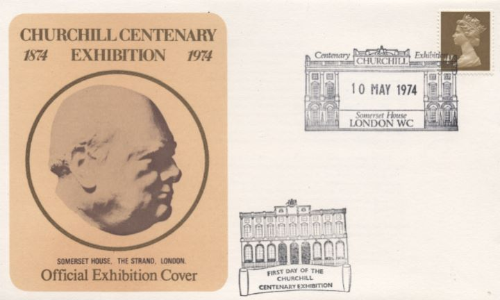 Churchill Centenary Exhibition, Churchill