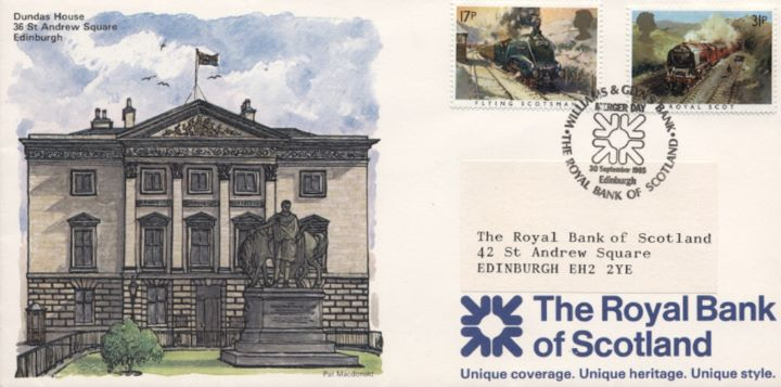 The Royal Bank of Scotland, Dundas House