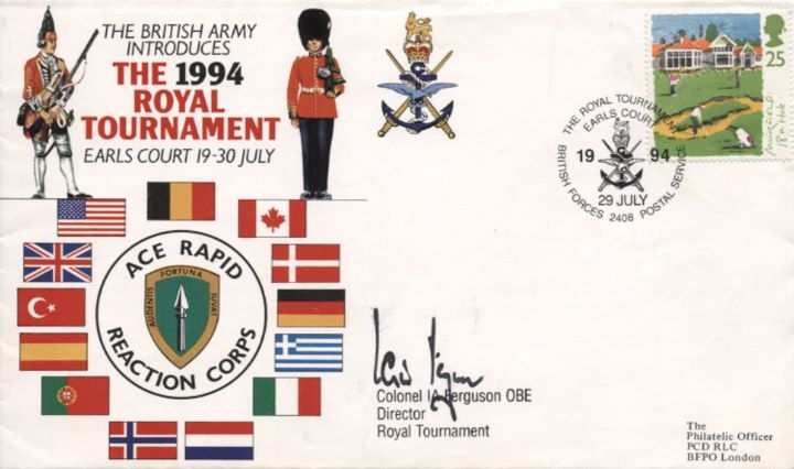 The Royal Tournament, Ace Rapid Reaction Corps