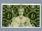 Queen&#39;s Stamps: &#163;1 Coronation