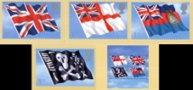 Flags & Ensigns: Miniature Sheet