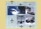 Airliners: Miniature Sheet