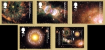 Astronomy: Miniature Sheet