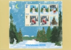 Christmas 2006: Miniature Sheet