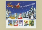Christmas 2012: Miniature Sheet