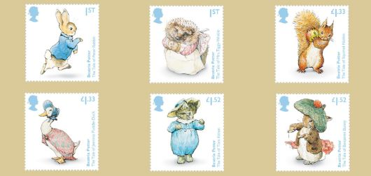 Beatrix Potter PHQ Card