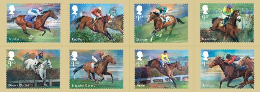 Racehorse Legends PHQ Card
