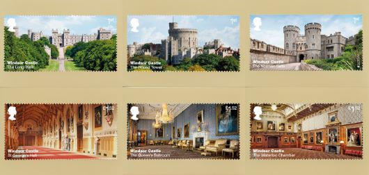 Windsor Castle PHQ Card