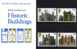 Historic Buildings: Stamps